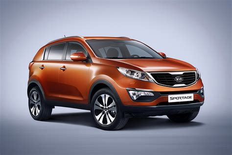 Pretty looking 2011 Kia Sportage SUV at Geneva | Carguideblog