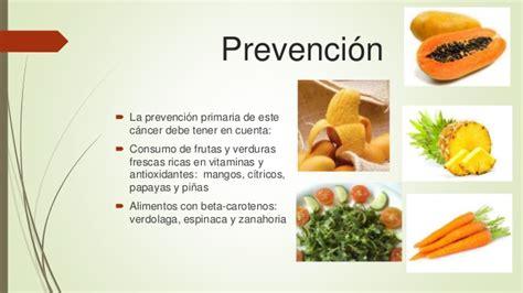 prevencion del cancer de estomago