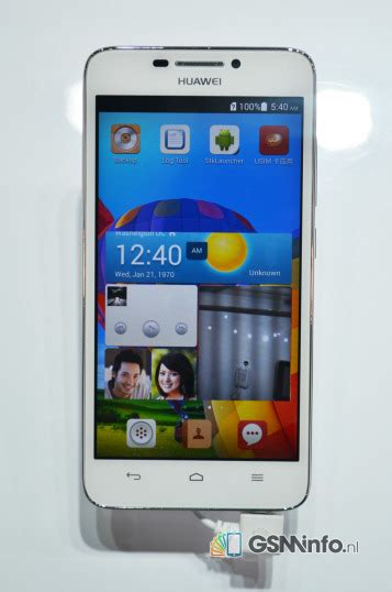 Preview: Huawei Ascend G750 en Ascend G630 hands on