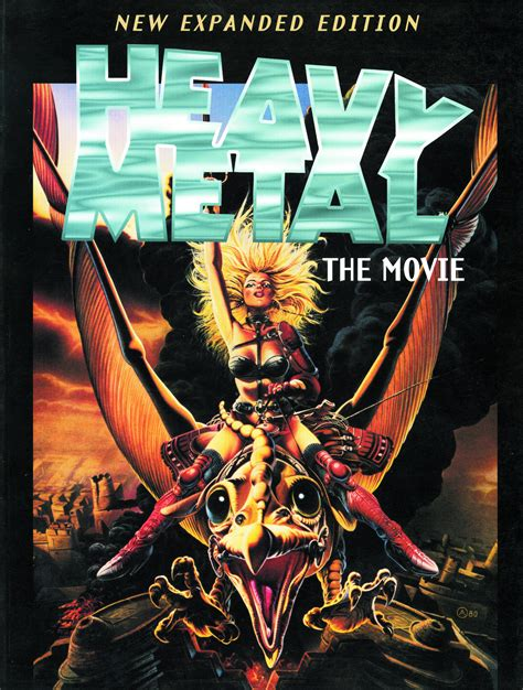 PREVIEWSworld - HEAVY METAL THE MOVIE EXPANDED ED SC (MR)