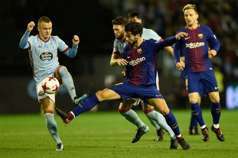 Previo: Barcelona vs Celta, Copa del Rey, Octavos Vuelta
