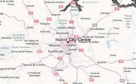 Previsión del Tiempo para Madrid Centro