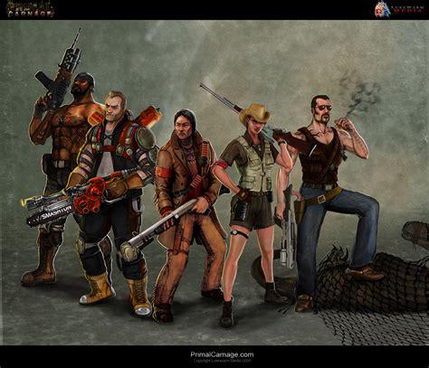 Primal Carnage – Humans VS Dinosaurs | Linux Gaming News ...