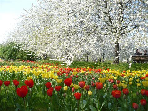 Primavera em Portugal e no resto da Europa