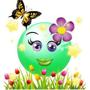 Primavera | Emoticon | Emoticonos, Gifs buenos dias y ...