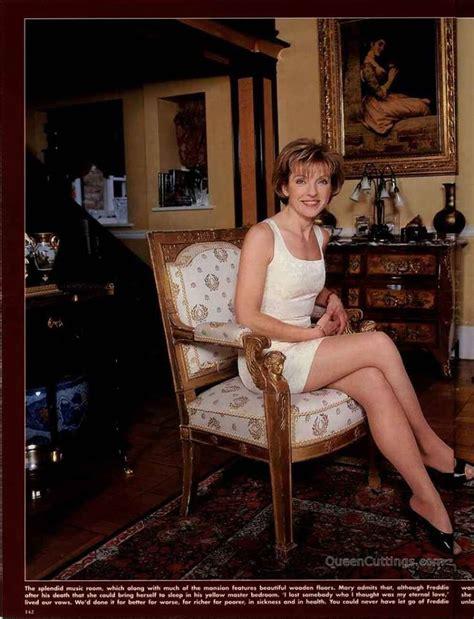 Primeiro Fan club do Queen No Brasil: Mary Austin, O Amor ...