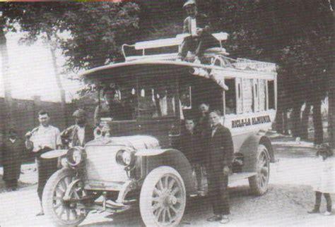 primer coche de ricla