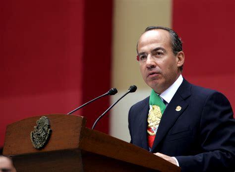 Primer Informe de Gobierno - Presidente Felipe Calderón ...