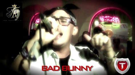 Primer party de Bad Bunny antes de ser famoso - Trap Kingz ...