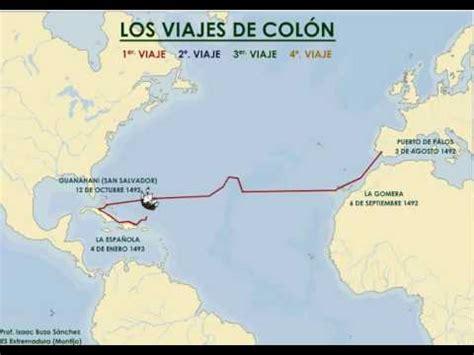 Primer Viaje de Colón - YouTube