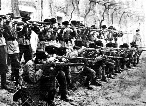 Primera guerra mundial: Fascismo y Nazismo