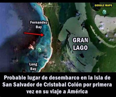 Primera isla visitada por Cristóbal Colón-Enigmas de Colón