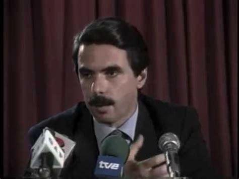 Primera visita del Presidente de España José María Aznar a ...