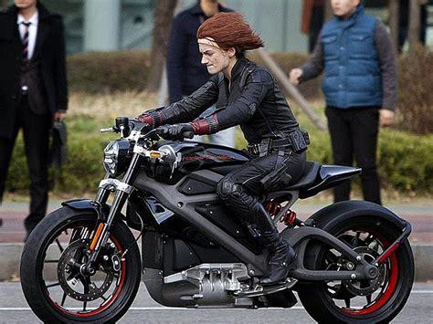 Primeras imágenes de la Harley-Davidson eléctrica | Motos ...