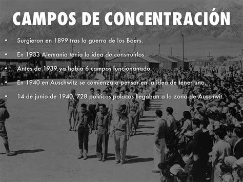 Primeros campos de concentración by juansemarmo12