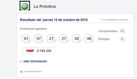 Primitiva: Los 101 millones de euros del mayor premio de ...