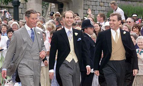 Prince Edward and Sophie Rhys-Jones's royal wedding: All ...