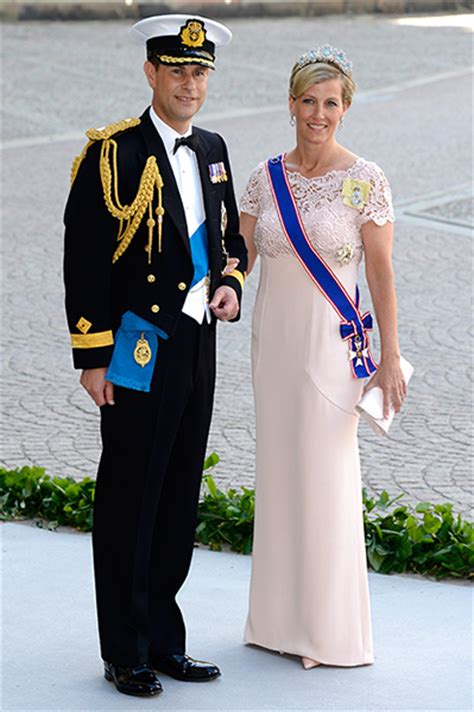 Prince Edward and Sophie Wessex to attend Swedish royal ...