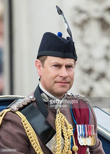 Prince Edward Earl Of Wessex Stock Photos and Pictures ...
