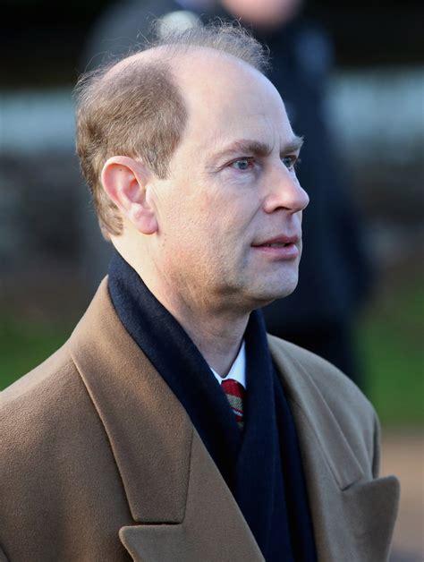 Prince Edward Photos Photos - The Royal Family Attend ...