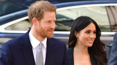 Prince Harry and Meghan Markle to become Duke and Duchess ...