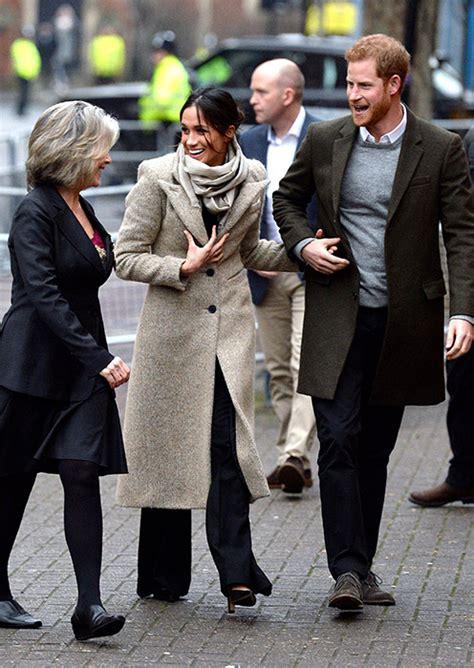 Prince Harry & Meghan Markle s engagement announcement ...