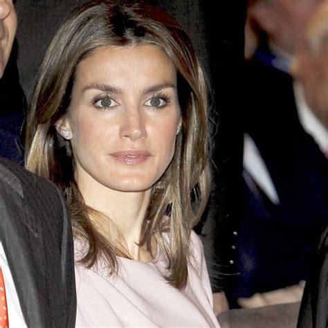 Princesa Letizia después de operarse los labios - El antes ...