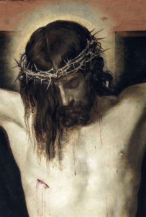 Princesa Nadie: Cristo Crucificado de Velázquez