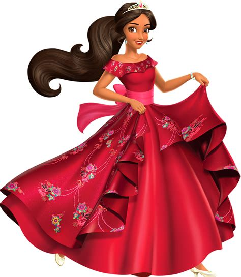 Princess Elena of Avalor | My heart in the shape of Mickey ...