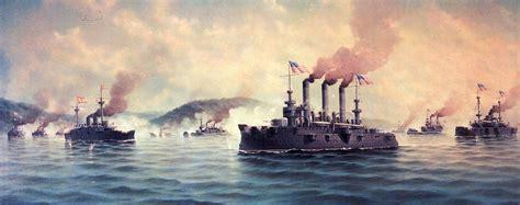Principales acontecimientos de la guerra hispano ...