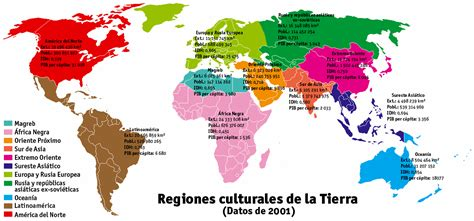 Principales Areas Culturales: Principales Areas Culturales ...