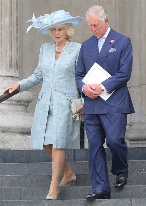 Principe Carlos de Inglaterra y la Duquesa de Cornualles ...