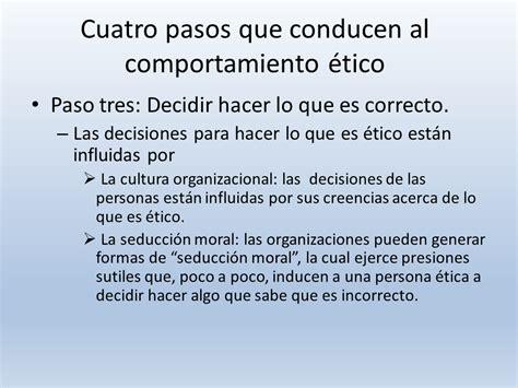 Principios básicos - Ética y negocios - Monografias.com