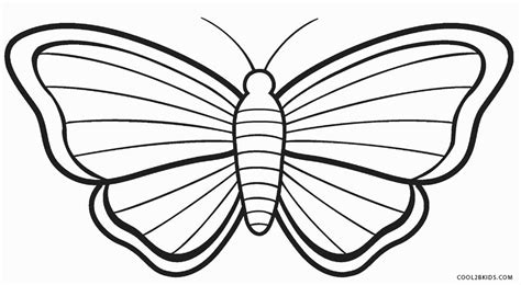 Printable Butterfly Coloring Pages For Kids | Cool2bKids