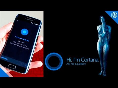 Probamos Cortana para Android; updated 26 Aug 2015 ...