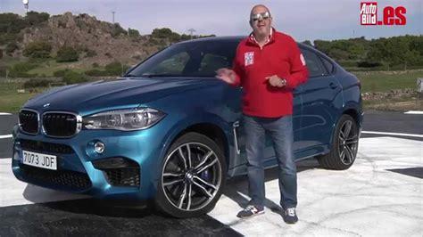 Probamos el nuevo BMW X6 M. ¡Menuda bestialidad ...
