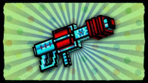 PROBANDO CAÑON LASER CRISTAL EN PIXEL GUN 3D | Pixel Gun ...