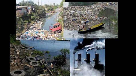 Problemas de la contaminación ambiental   YouTube