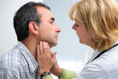 Problemas de tiroides en hombres: síntomas y tratamiento