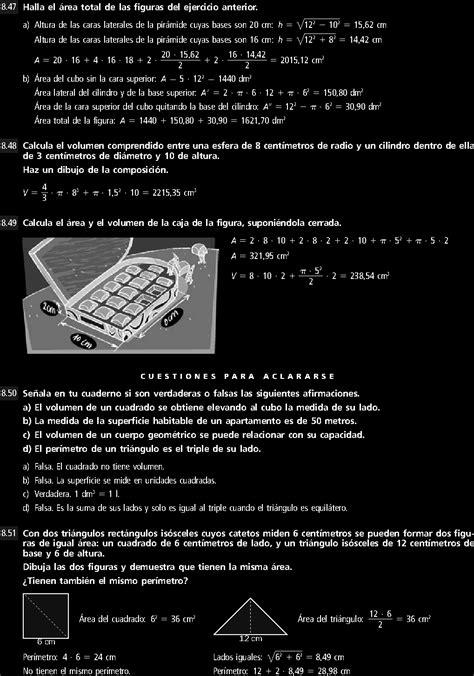 PROBLEMAS METRICOS EJERCICIOS RESUELTOS DE SECUNDARIA ...