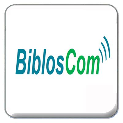 Problemas técnicos en BiblosCom ~ CanalBiblos: blog de la ...