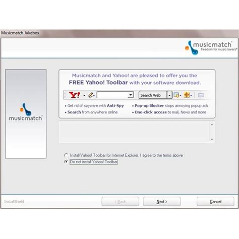 Problems Running Musicmatch Jukebox 10 And Windows 7 Together?