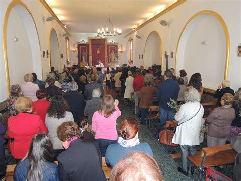 Procesiones y misas de Domingo de Ramos en el municipio ...