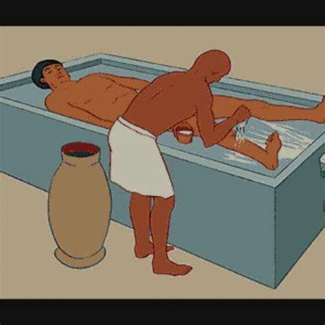 Proceso de momificacion egipcia