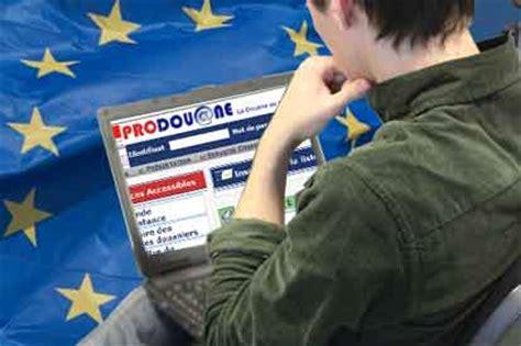 ProDouane : Présentation du service téléprocédures de la ...