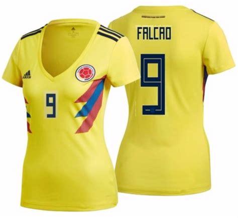 Product 2018 Women s Colombia Jersey Radamel Falcao ...