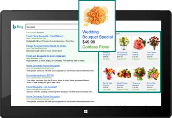 Product Ads: Make your ads stand out - Bing Ads