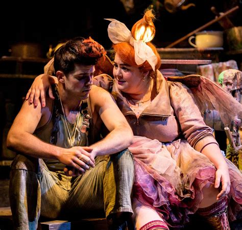 Production photos | Wendy & Peter Pan | Royal Shakespeare ...