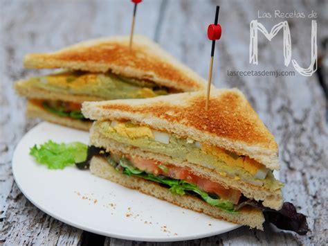 Productos para el hogar por marca: Receta sandwich vegetal ...
