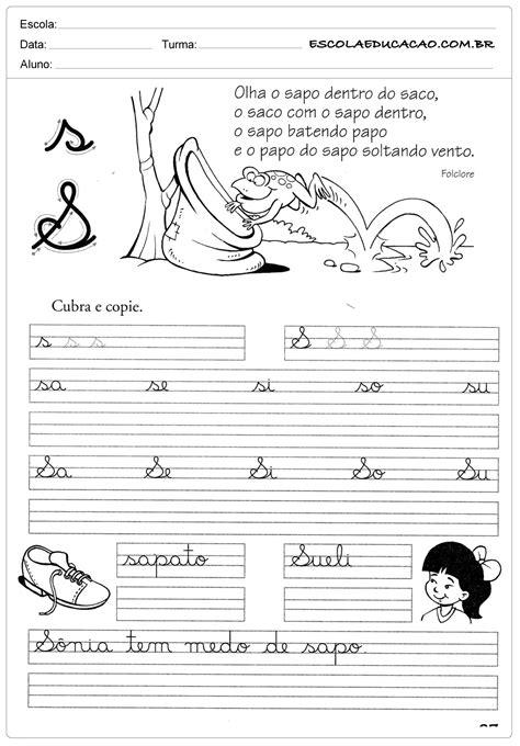PROFª ADRIANA, ALFABETIZANDO COM AMOR: Atividades de ...
